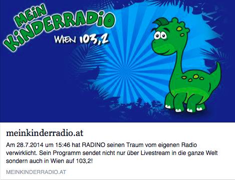 Kinderbuch-Empfehlung von Mein Kinderradio (Wien)